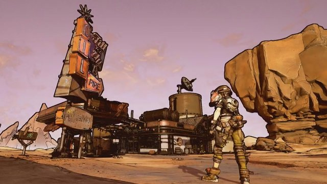 Borderlands 3 Tech Demo