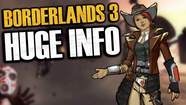 Borderlands 3 HUGE INFO! Reveal To Release Time Frame, Bl3 On The Switch, and More!