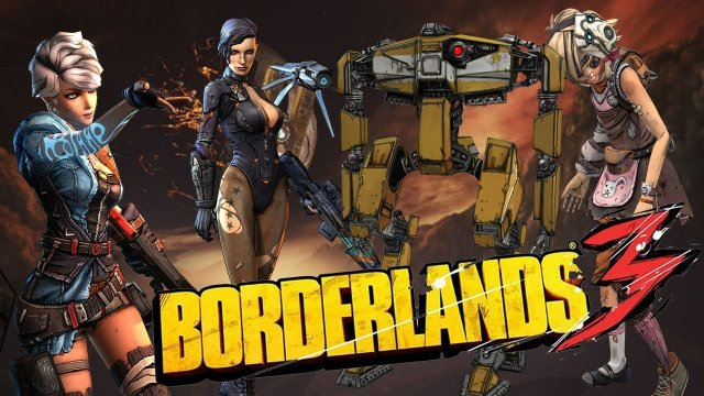 Borderlands 3 - Who Will Be The Playable Characters?