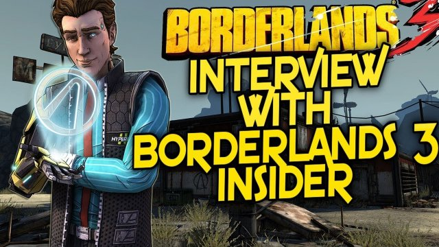 Borderlands 3 - Further Explanation On The Recent News! (Interview W/ Sybsidian)