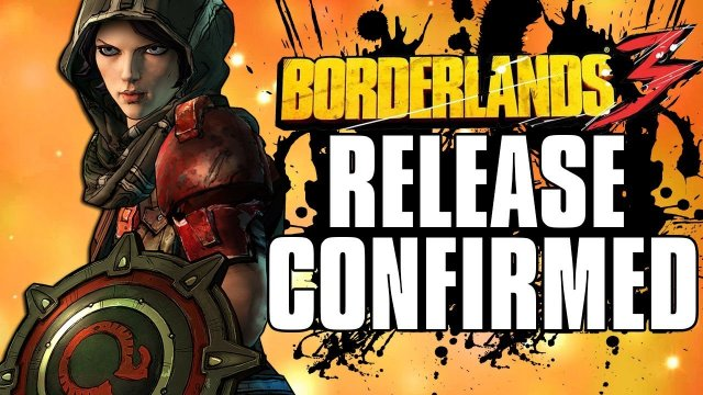 Borderlands 3 - Take Two Confirms Release between April 2019 - March 2020