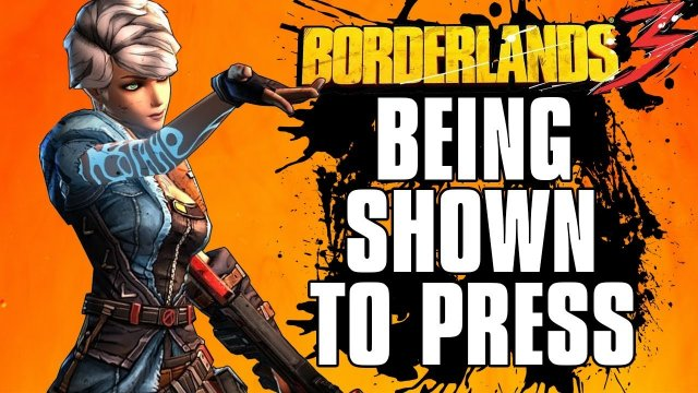 Borderlands 3 - Borderlands 3 Is Being Shown To The Press