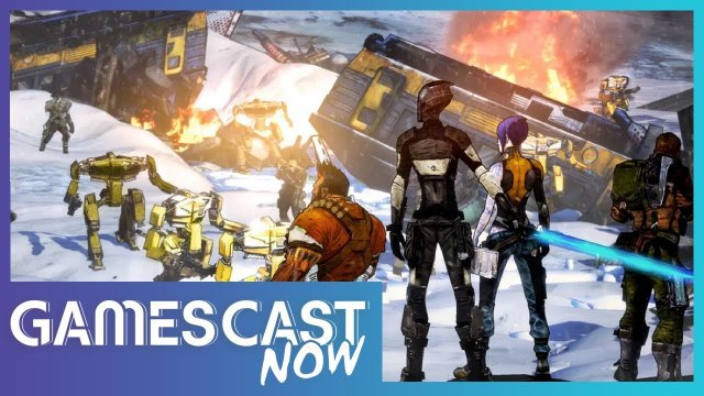 Will Borderlands 3 Be Announced At PAX EAST? - Gamescast Now Ep.77 (T.1)