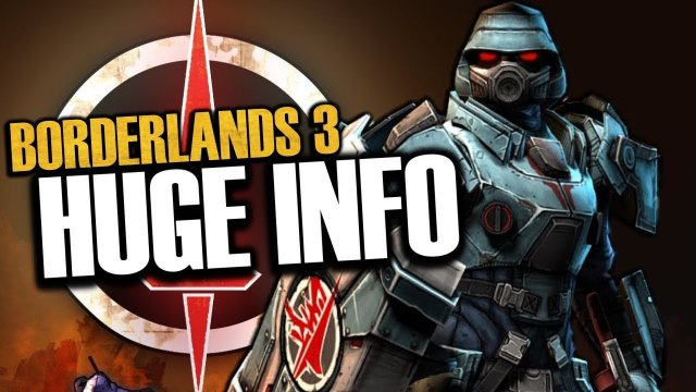Borderlands 3 HUGE INFO! Take-Two Confirms Release, Sanctuary 3 Leaks, & More!
