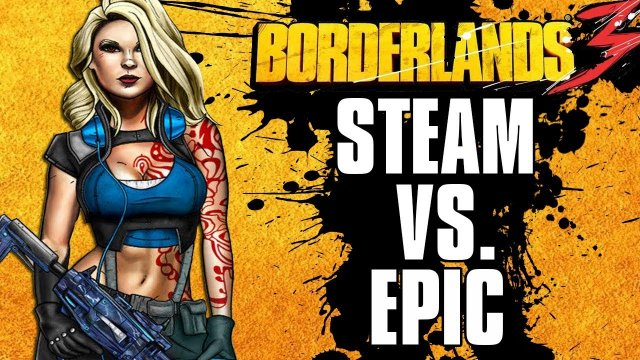 Borderlands 3 - Will BORDERLANDS 3 Be An EPIC Exclusive?!
