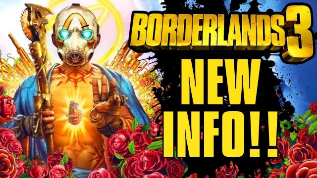 Borderlands 3 - September 13th Release Date, Instanced Loot & Crossplay Confirmed!
