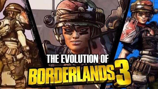 The Evolution of Borderlands 3