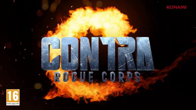 CONTRA: ROGUE CORPS - PVP Mode Trailer
