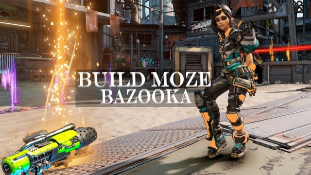 Borderlands 3 : BUILD MOZE BAZOOKA ANNIHILATION TVHM/MH3 (fr)