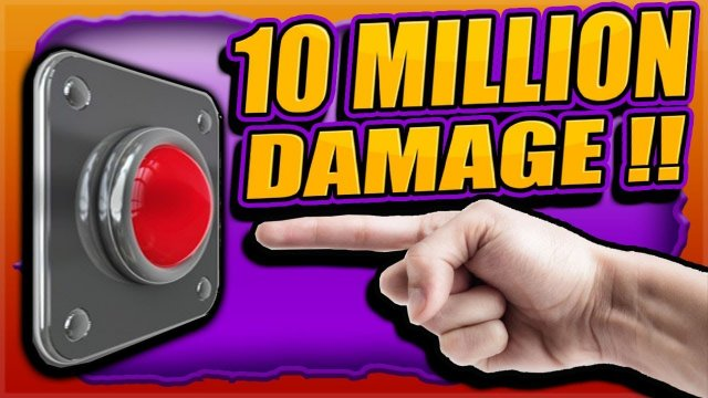 SMASH! This BUTTON To Do ((10 MILLION DAMAGE!!)) BORDERLANDS 3