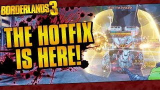 Borderlands 3 | The New Hotfix Is Here! (Revamped Anointed Effects, Drop Rates Increased, And More!)