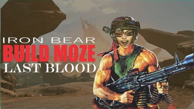 Borderlands 3 : BUILD MOZE LAST BLOOD TVHM/MH4 DLC