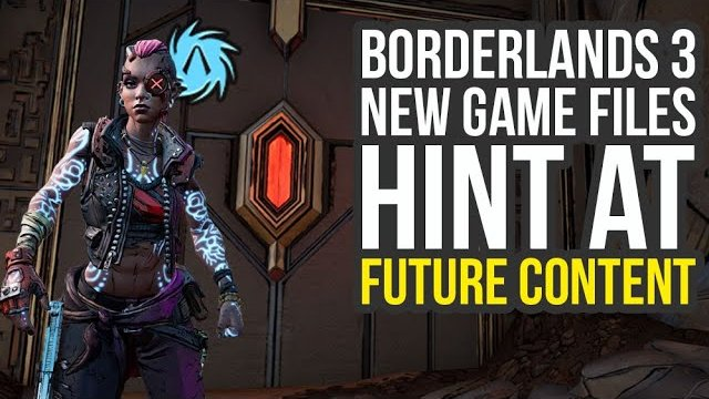 Borderlands 3 DLC LEAKS Reveal Potential Future Content & More! (BL3 DLC)