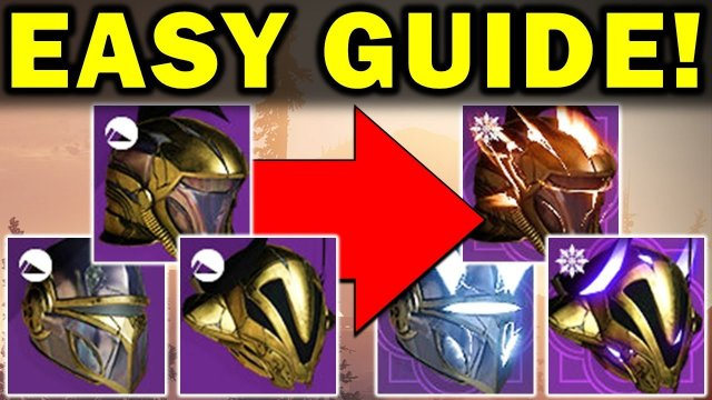Upgrade Solstice Armor EASY & FAST! | Legendary (Majestic) to Magnificent! | Destiny 2