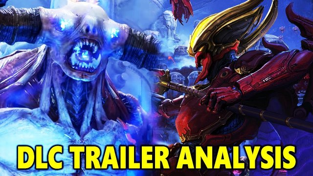 NEW Doom Eternal DLC Trailer Analysis! New Demons, Angels, Bosses And More!
