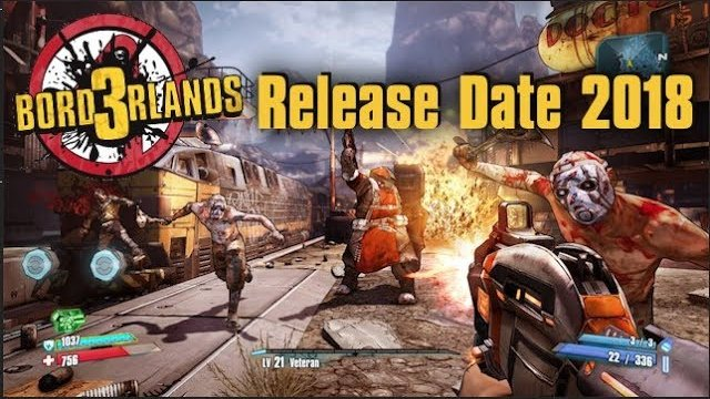 BORDERLANDS 3 RELEASE DATE PREDICTION 2018